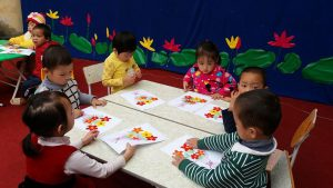 Training in early intervention tools for children with disability in Cao Bang