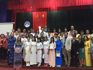 Opening ceremony of the Bachelor of Rehabilitation Techniques with Specialization in Speech and Language Therapy in Đà Nẵng University of Medical Technology and Pharmacy