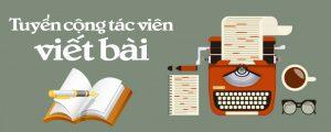 """Tìm kiếm Cộng tác viên viết bài cho website """"Ngôn ngữ trị liệu Việt Nam"""""""