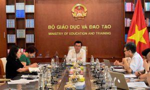 Triển khai Khung trình độ quốc gia Việt Nam cho giáo dục đại học
