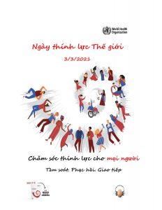 Ngày Thính lực Thế giới 2021: Chăm sóc thính lực cho mọi người